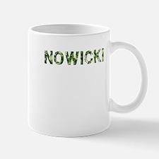 Nowicki, Vintage Camo, Mug