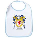 Alfonso Coat of Arms Bib