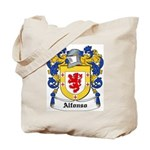 Alfonso Coat of Arms Tote Bag