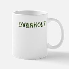 Overholt, Vintage Camo, Small Small Mug