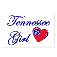 Tennessee Girl Postcards (Package of 8)