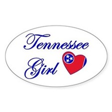 Tennessee Girl Decal