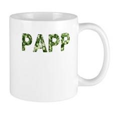 Papp, Vintage Camo, Mug