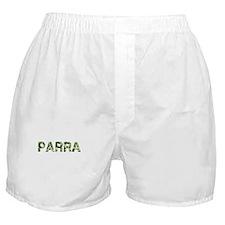 Parra, Vintage Camo, Boxer Shorts