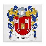 Alcazar Coat of Arms Tile Coaster