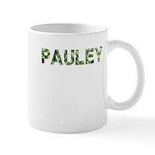 Pauley, Vintage Camo, Mug