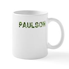 Paulson, Vintage Camo, Mug