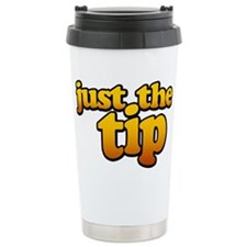 JUST THE TIP Stainless Steel Travel Mug