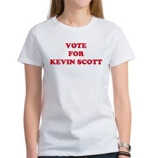 VOTE FOR KEVIN SCOTT Tee
