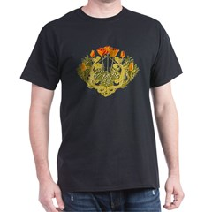 Medieval Flowers T-Shirt