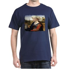 Medieval Lady T-Shirt