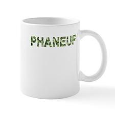 Phaneuf, Vintage Camo, Mug