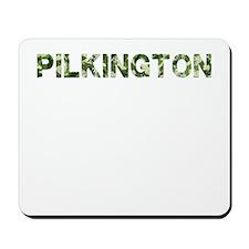 Pilkington, Vintage Camo, Mousepad