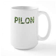 Pilon, Vintage Camo, Mug