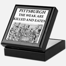 PITTSBURGH Keepsake Box