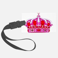Royal Crown 3 Luggage Tag