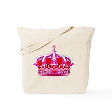 Royal Crown 3 Tote Bag