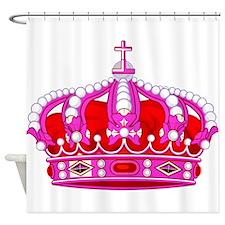 Royal Crown 3 Shower Curtain