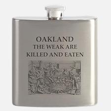 oakland Flask