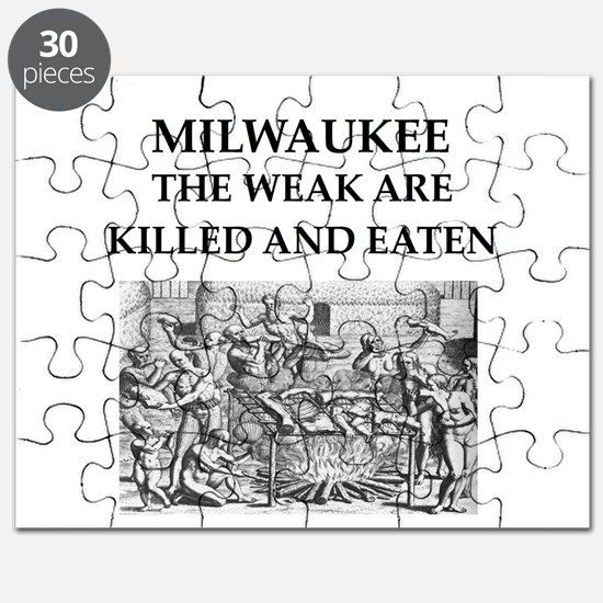 milwaukee Puzzle