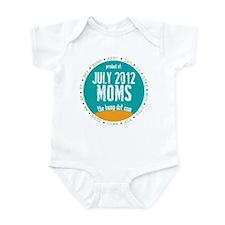 july1012 Infant Bodysuit