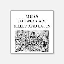 """mesa Square Sticker 3"""" x 3"""""""