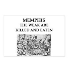 memohis,tennessee Postcards (Package of 8)