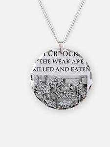 lubbock Necklace