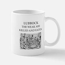 lubbock Mug