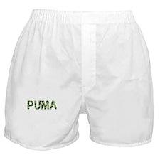 Puma, Vintage Camo, Boxer Shorts