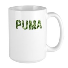 Puma, Vintage Camo, Mug