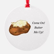 Butter Me Up Ornament