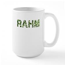 Rahm, Vintage Camo, Mug