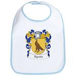 Aguas Coat of Arms Bib