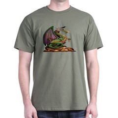 Medieval Dragon 4 T-Shirt