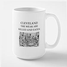 cleveland Large Mug