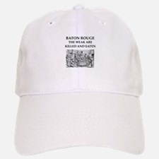 baton rouge,louisiana Baseball Baseball Cap