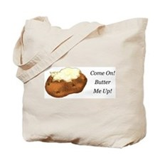 Butter Me Up Tote Bag