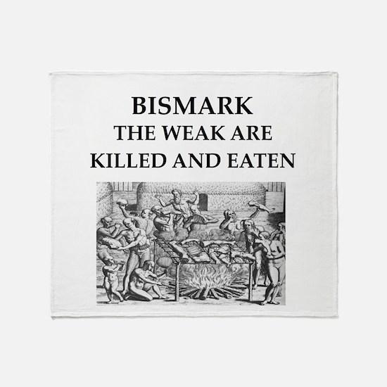bismark Throw Blanket