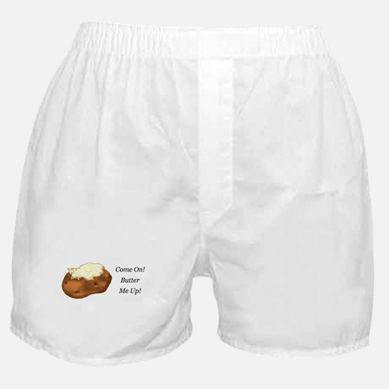 Butter Me Up Boxer Shorts