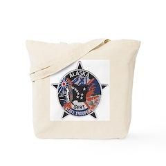 Alaska Troopers SERT Tote Bag