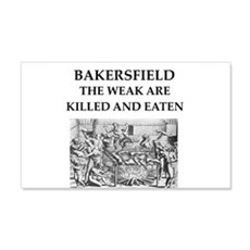 bakersfield Wall Decal