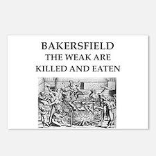 bakersfield Postcards (Package of 8)