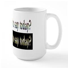 Your own custom Image! Mug