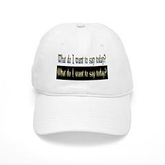 Your own custom Image! Baseball Cap
