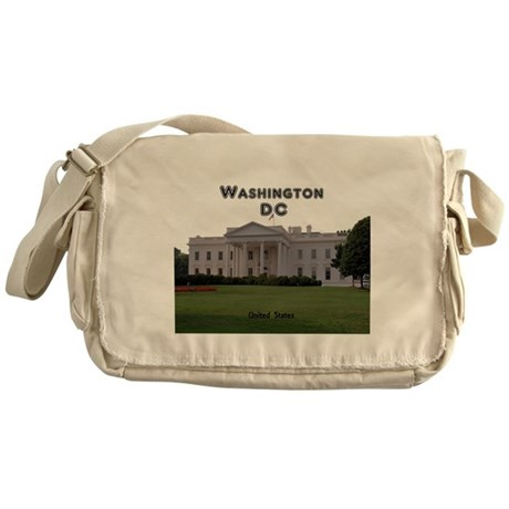 Washington DC Messenger Bag