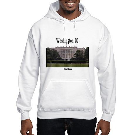 Washington DC Hooded Sweatshirt