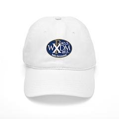 WXDM 90.3 FM Radio Christendom Baseball Cap