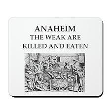 anaheim Mousepad