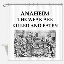 anaheim Shower Curtain
